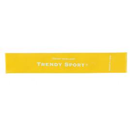 Power Band Mini Loop light - żółta (opór słaby)