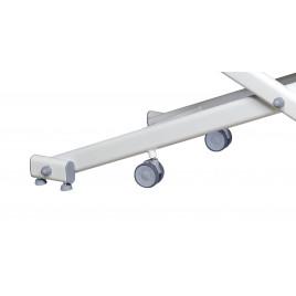 System jezdny do stołów Cross