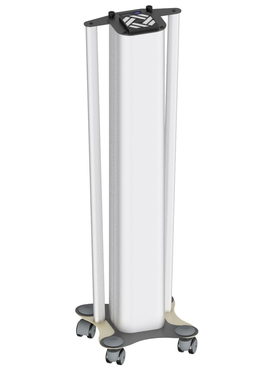 Przepływowa lampa bakteriobójcza Clara