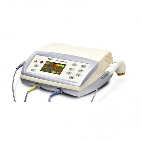 Solatronic SL - 3 aparat do terapii ultradźwiękowej i laserowej