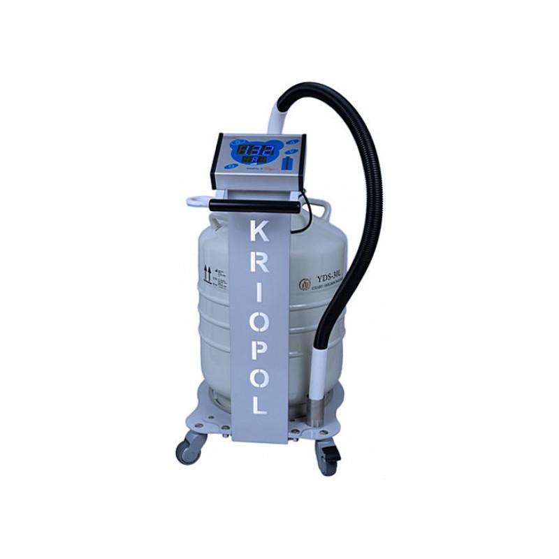 Aparat do krioterapii na azot Kriopol R  BRYZA II  - 30 l