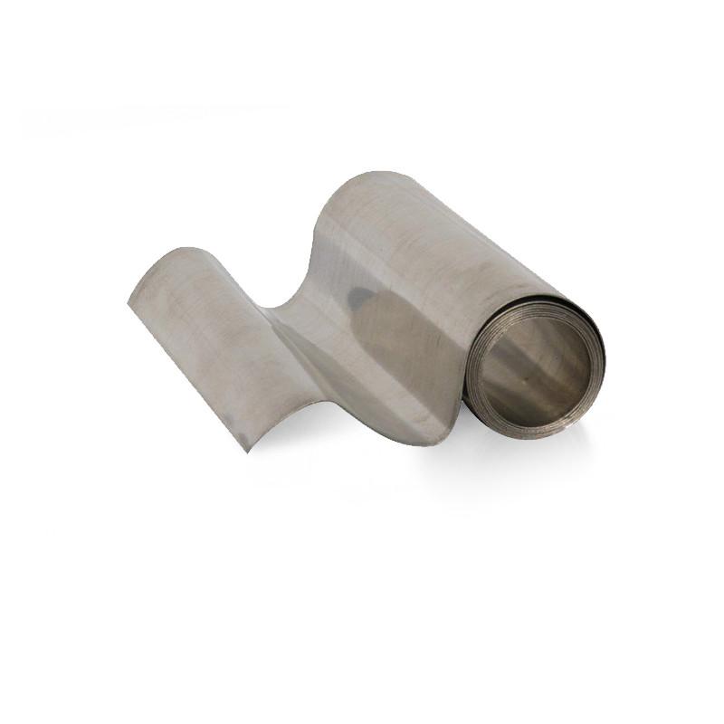 Folia cynowa (1 mb) - elektroda do jonoforezy