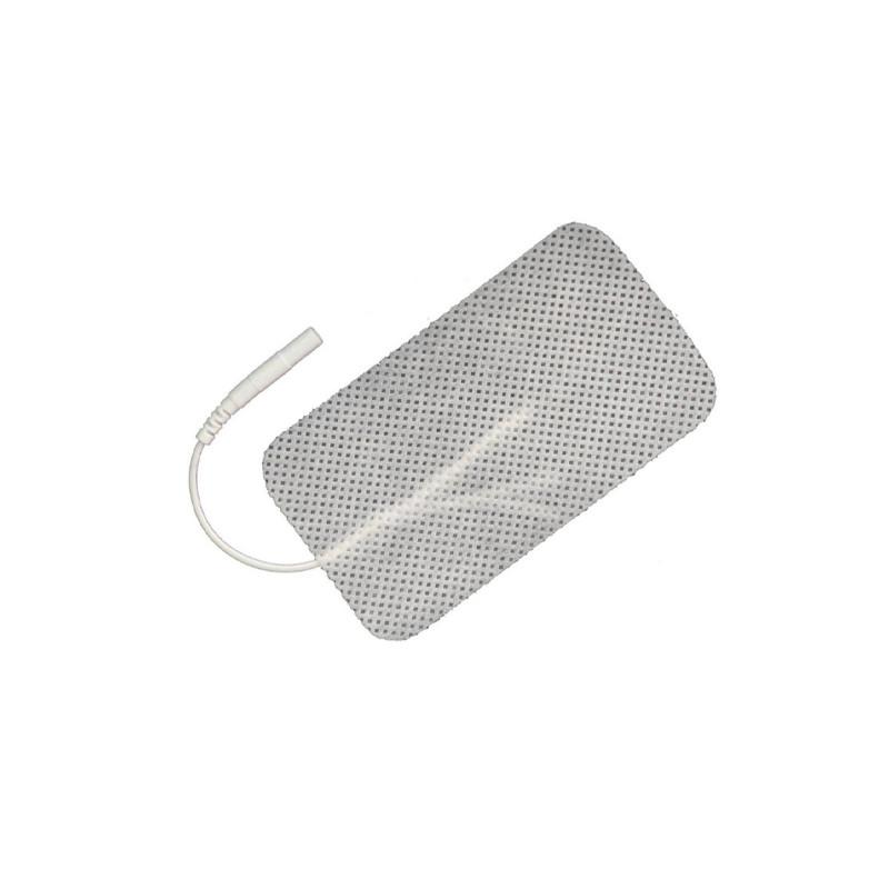 Elektrody samoprzylepne (50x100mm) do elektrostymulatora Tens - 4 sztuki
