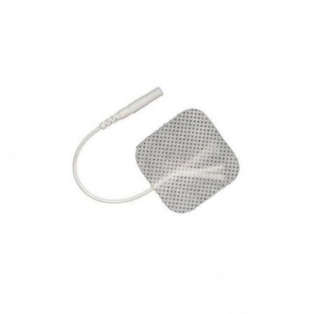 Elektrody samoprzylepne (50x50mm) do elektrostymulatora Tens - 4 sztuki
