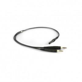 Kabel rozgałęziający do elektroterapii - czarny