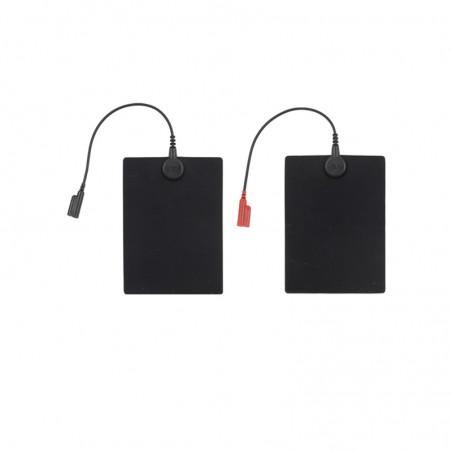 Elektroda do elektroterapii 15x11 cm ozn. czarne