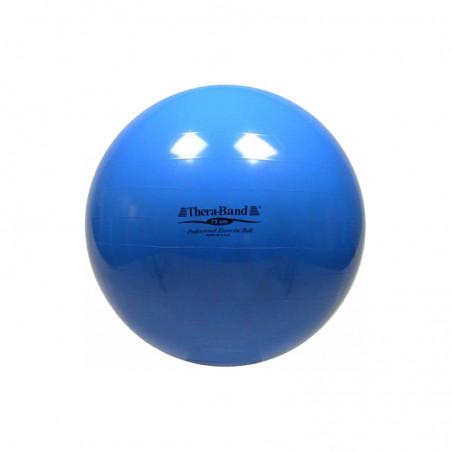 Piłka rehabilitacyjna - niebieska - 75 cm