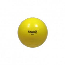 Piłka rehabilitacyjna - żółta - 45 cm