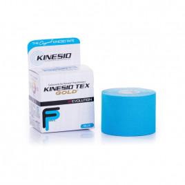 Taśma Kinesiology ( 5m/ 5cm) - kolor niebieski