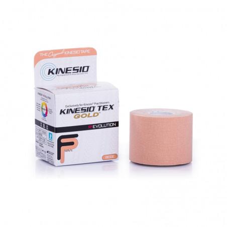 Taśma Kinesiology ( 5m/ 5cm) - kolor beżowy