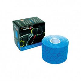 Kinesiology Tape Thera Band 5 cm x 31,4 m kolor niebieski