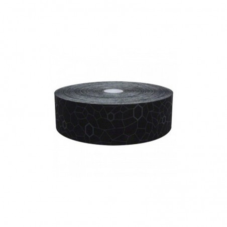 Kinesiology Tape Thera Band 5 cm x 31,4 m kolor czarno-szary