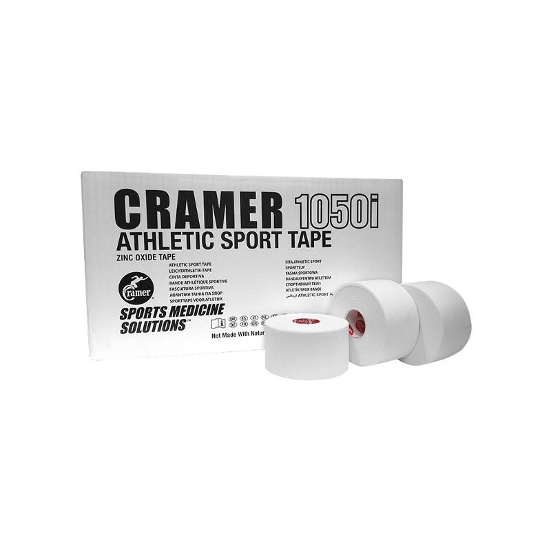 Cramer Athletic Tape 1050 (3,8cm x 13,7m) - kolor biały