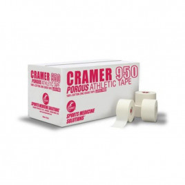 Cramer Athletic Tape 950 (5cm x 13,7m) - kolor biały