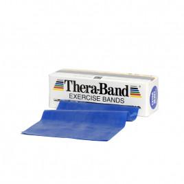 Taśma rehabilitacyjna - Niebieska (opór extra mocny)