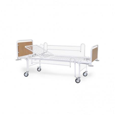 Łóżka rehabilitacyjne A-4 w obudowie drewnianej