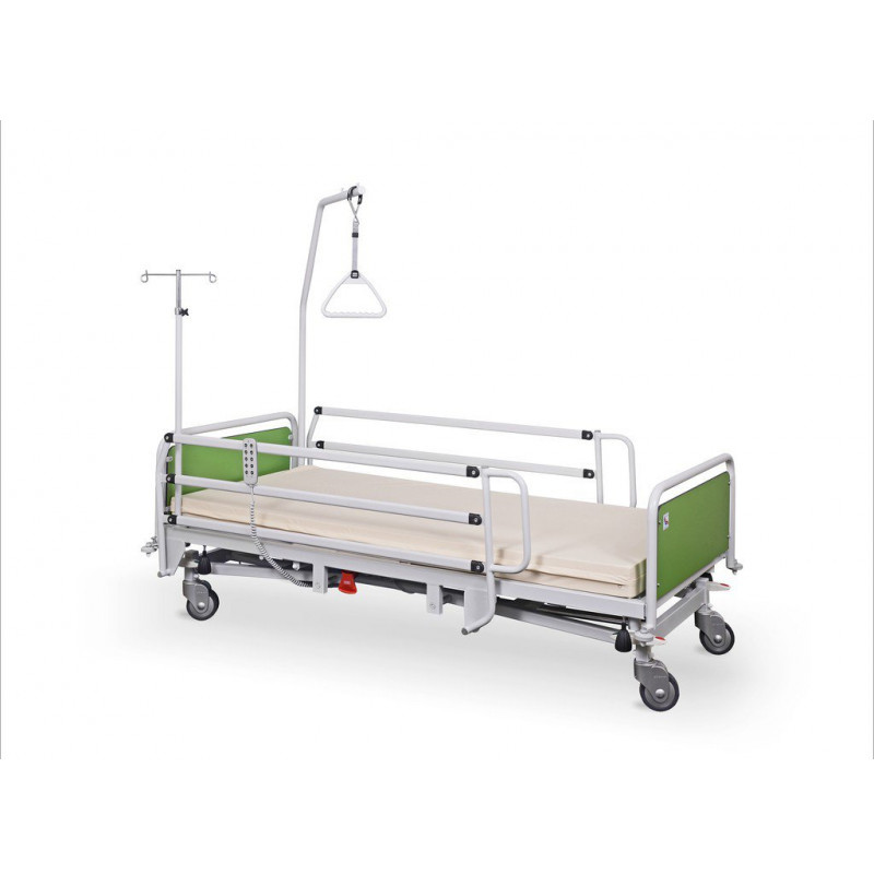 Łóżko rehabilitacyjne A-6-3S/T