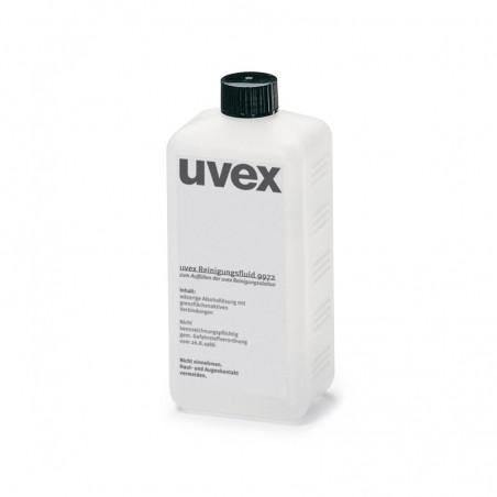 Płyn czyszczący oraz pompka dozująca do zestawu do dezynfekcji