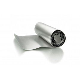 Folia aluminiowa (1 mb) - elektroda do jonoforezy