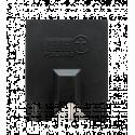 Elektroda silikonowo-węglowa 7x7 cm