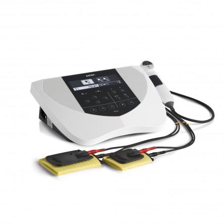 Etius U - dwukanałowy aparat do elektroterapii i ultradźwięków