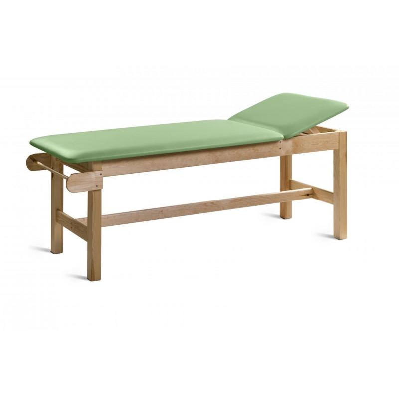 Leżanka rehabilitacyjna drewniana SR-F