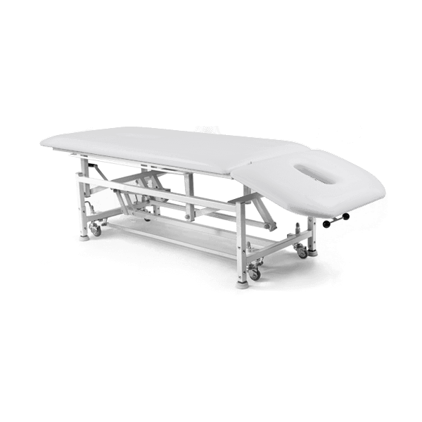 Stół rehabilitacyjny z ręczną zmianą wysokości leżyska SR-3