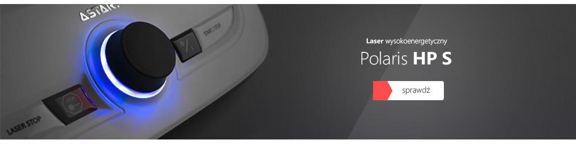 Laseroterapia wysokoenergetyczna - aparaty i akcesoria - Sklep Astar