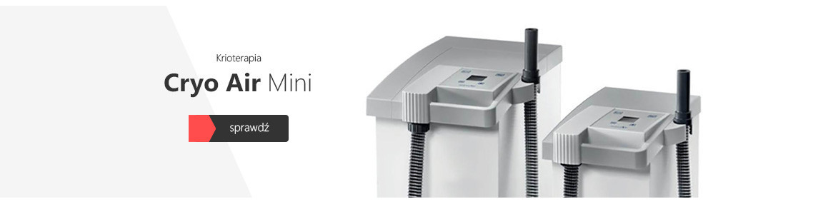 Krioterapia - aparaty na CO2 - Sklep Astar