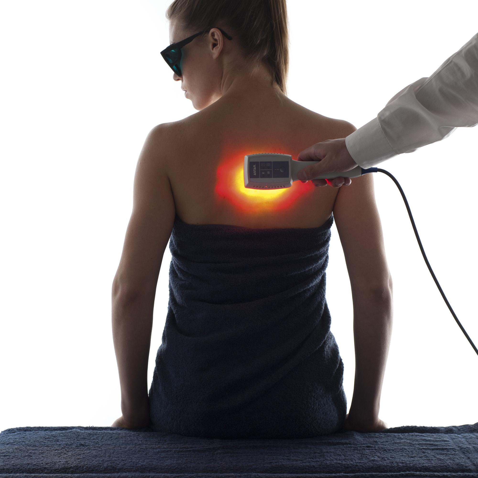 laseroterapia zabieg