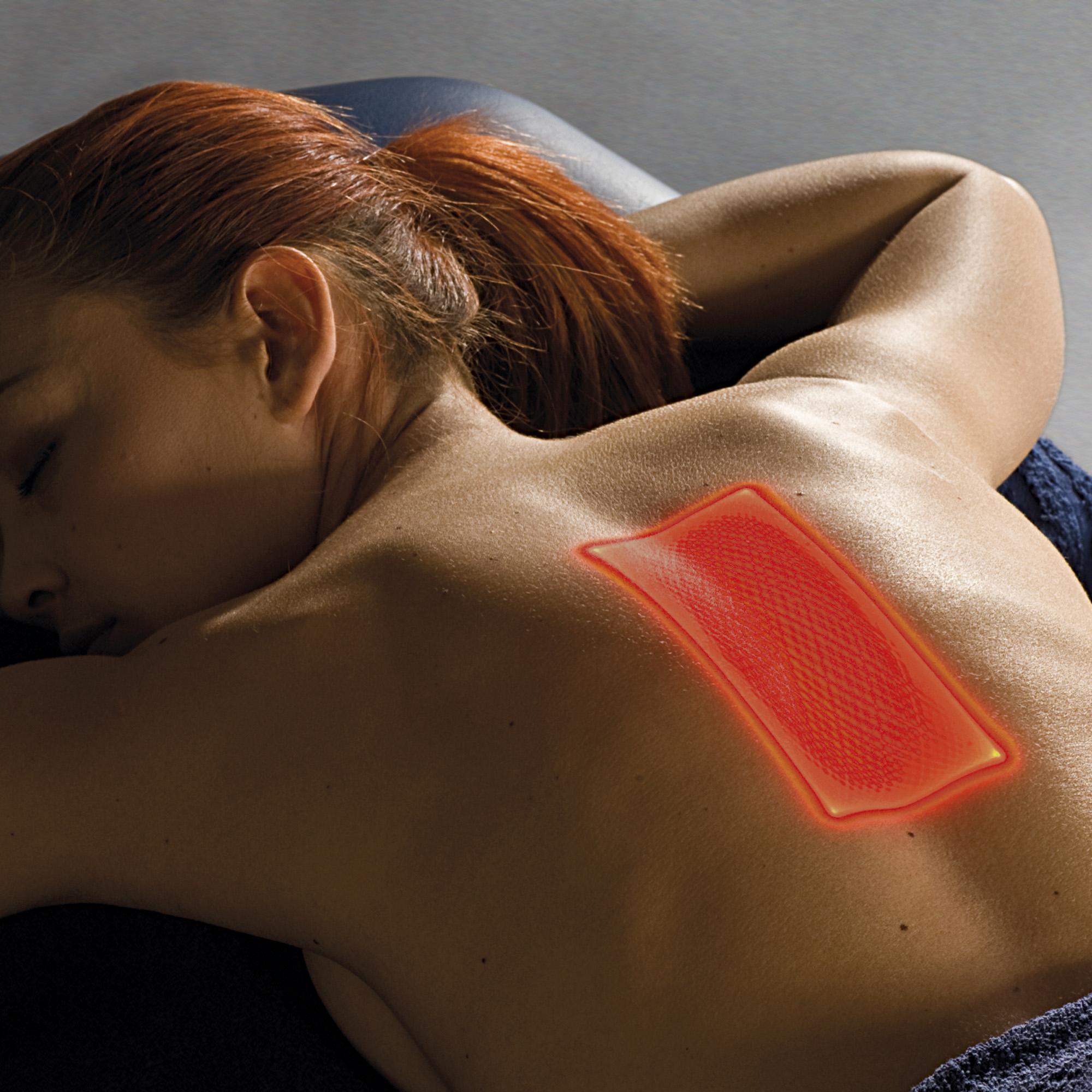 urządzenie do laseroterapii zabieg
