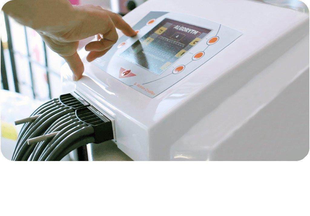 aparat do masażu limfatycznego