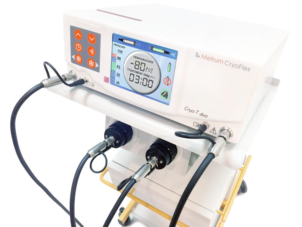 urządzenie do krioterapii